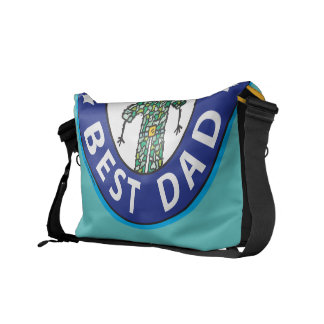 Fathers Day Military Dad Commuter Bags