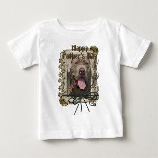 Fathers Day - Neopolitan Mastiff Baby T-Shirt