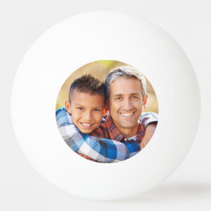Father's Day Personalised Photo Ping Pong Balls