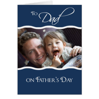 Father's Day  - Photo Card