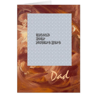 Father's Day Photo Card Template