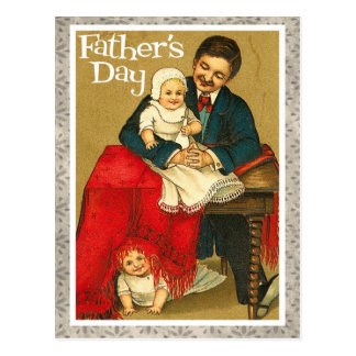Father's Day Postcard