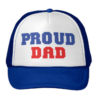 Father's Day Proud Dad Hats