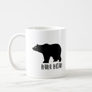 Father's day special gift: Papa Bear Coffee Mug