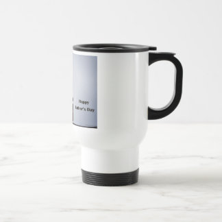 Father's day stainless steel travel mug
