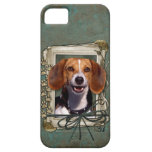 Fathers Day - Stone Paws - Beagle Case For The iPhone 5
