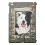 Fathers Day - Stone Paws - Border Collie