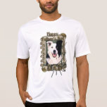 Fathers Day - Stone Paws - Border Collie Tee Shirts
