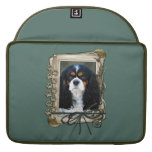 Fathers Day - Stone Paws - Cavalier King Charles S