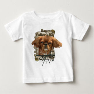 Fathers Day - Stone Paws - Cavalier King Charles Tshirt