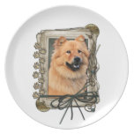 Fathers Day - Stone Paws - Chow Chow