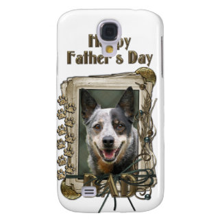 Fathers Day - Stone Paws - Cle Dog Samsung Galaxy S4 Cover