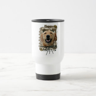 Fathers Day - Stone Paws - Golden Retriever Mugs