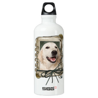 Fathers Day - Stone Paws - Golden Retriever Tebow SIGG Traveller 0.6L Water Bottle