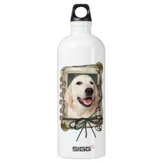 Fathers Day - Stone Paws - Golden Retriever Tebow SIGG Traveller 1.0L Water Bottle