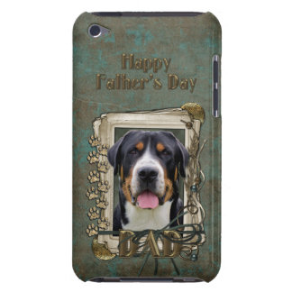 Fathers Day - Stone Paws - Greater Swiss Mountain Barely There iPod Covers