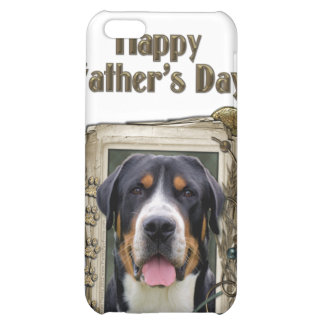 Fathers Day - Stone Paws - Greater Swiss Mountain iPhone 5C Cover