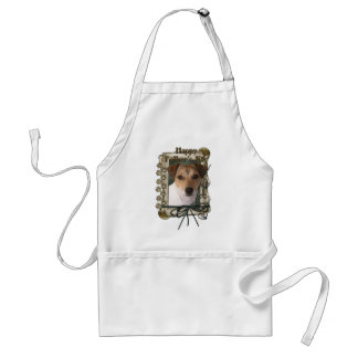 Fathers day - Stone Paws - Jack Russell Apron