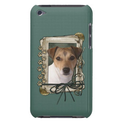 Fathers Day - Stone Paws - Jack Russell Barely There iPod Covers