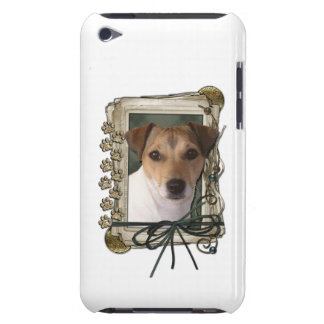 Fathers Day - Stone Paws - Jack Russell iPod Touch Case