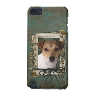 Fathers Day - Stone Paws - Jack Russell iPod Touch 5G Cases