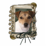 Fathers Day - Stone Paws - Jack Russell Cut Out