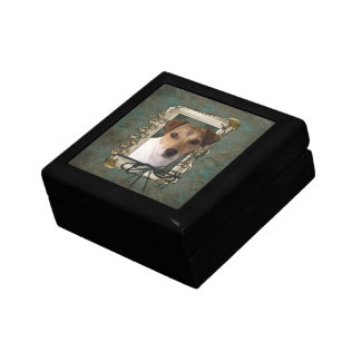 Fathers Day - Stone Paws - Jack Russell Keepsake Boxes