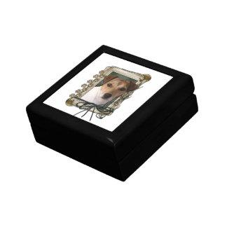 Fathers Day - Stone Paws - Jack Russell Keepsake Box