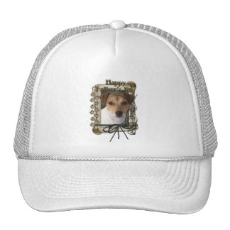 Fathers day - Stone Paws - Jack Russell Hat