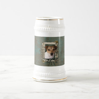 Fathers Day - Stone Paws - Jack Russell Mug