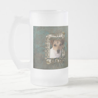 Fathers Day - Stone Paws - Jack Russell Coffee Mug
