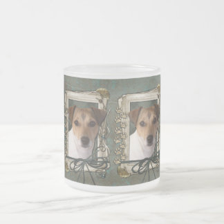 Fathers Day - Stone Paws - Jack Russell Mugs