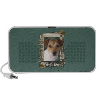 Fathers Day - Stone Paws - Jack Russell Speaker