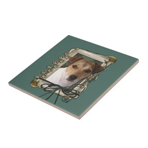 Fathers Day - Stone Paws - Jack Russell Tile