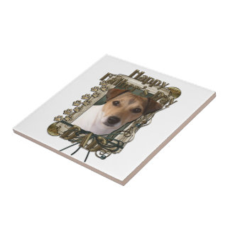 Fathers Day - Stone Paws - Jack Russell Ceramic Tiles
