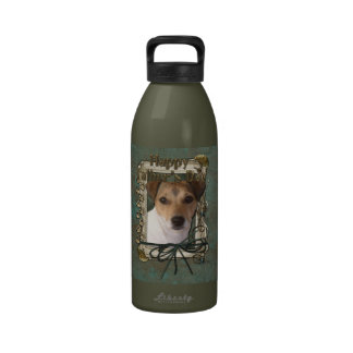 Fathers Day - Stone Paws - Jack Russell Drinking Bottles