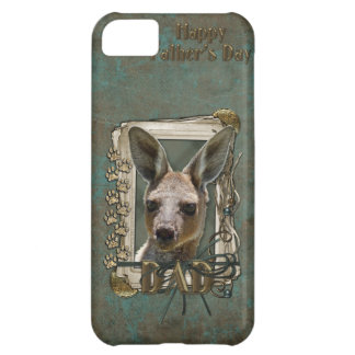 Fathers Day - Stone Paws - Kangaroo iPhone 5C Covers