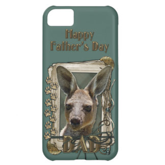Fathers Day - Stone Paws - Kangaroo Case For iPhone 5C
