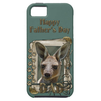 Fathers Day - Stone Paws - Kangaroo iPhone 5 Covers