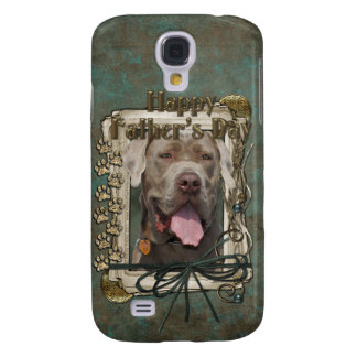 Fathers Day - Stone Paws - Mastiff - Snoop Galaxy S4 Cases