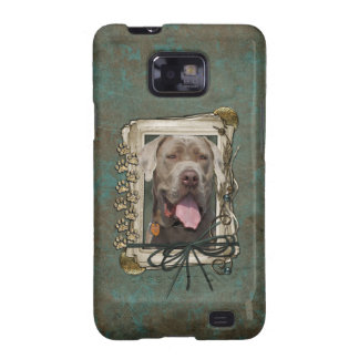 Fathers Day - Stone Paws - Mastiff - Snoop Galaxy S2 Covers