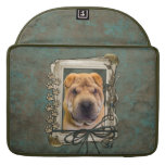 Fathers Day - Stone Paws - Shar Pei