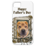Fathers Day - Stone Paws - Shar Pei Case For The iPhone 5