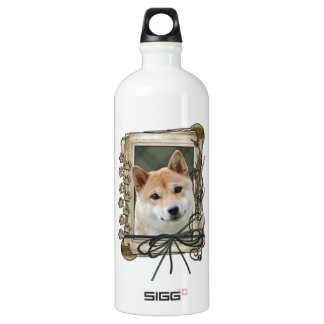 Fathers Day - Stone Paws - Shiba Inu SIGG Traveller 1.0L Water Bottle