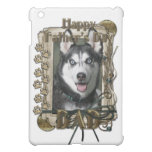 Fathers Day - Stone Paws - Siberian Husky - Dad