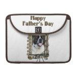 Fathers Day - Stone Paws - St Bernard - Mae