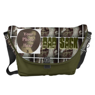 Father's Day These Quiet Seasons January Oaks Messenger Bags