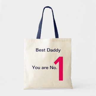 Father's Day Canvas Bags