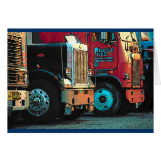 Father's Day (Trucks) Card
