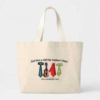 Father's Day Ukulele Bags